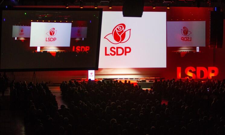 Socialdemokratai: Lietuva neturi jokio konkretaus pandemijos valdymo plano, tik uždaryti visus namuose